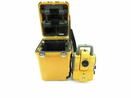 Trimble 5603 DR200+ Robotic Reflectorless Total Station With Case