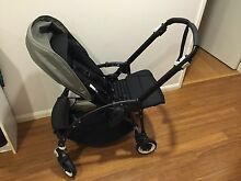 Bugaboo bee plus all black and maxi cosi capsule with base bundle Wishart Brisbane South East Preview