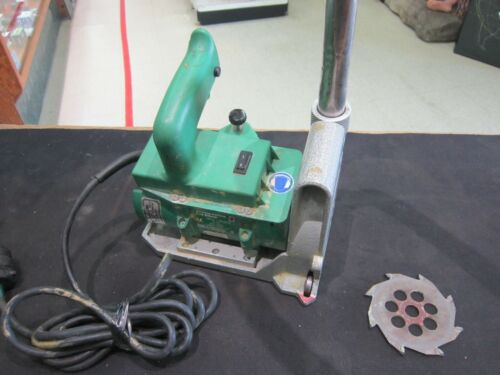 Leister Groover - Flooring & Milling Machine 120V