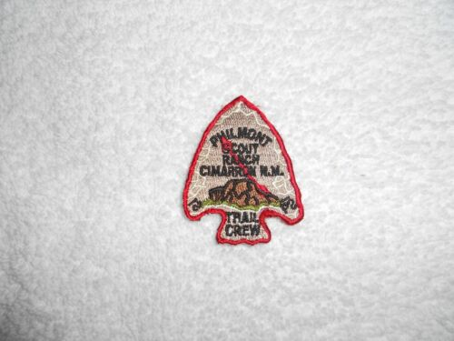 Boy Scouts of America Philmont Scout Reservation Millennial Hat Patch OA BSA