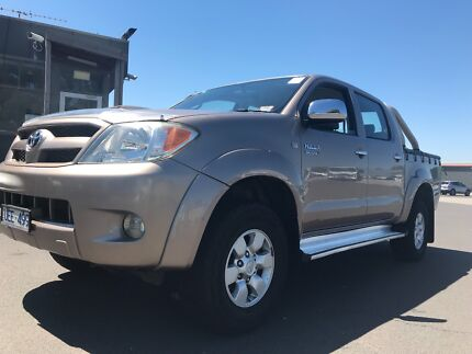 2006 Toyota Hilux SR5 4WD TURBOT  DIESEL Coburg Moreland Area Preview