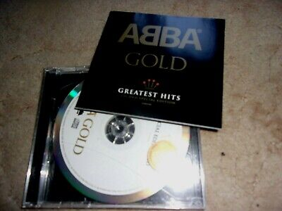 ABBA - GOLD ; CD + DVD Limited Edition ; Brand New
