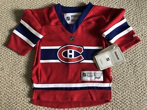 Montreal Canadiens Jersey - Infants