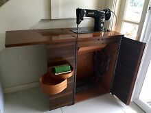 Singer Treadle Sewing Machine! Green Point Gosford Area Preview