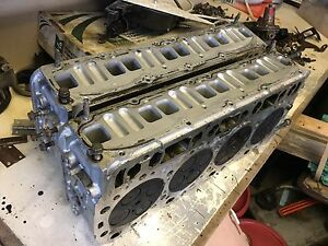 Lb7 cylinder heads + valve covers
