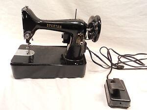 singer spartan sewing machine parts
