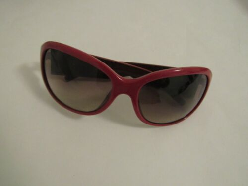 New NO TAG Michael Kors red brown color palstic frame sunglasses
