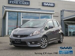 2013 Honda FIT SPORT Edition  Bluetooth