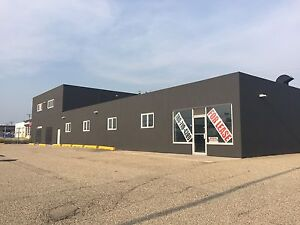 Wetaskiwin commercial building..... on the automile