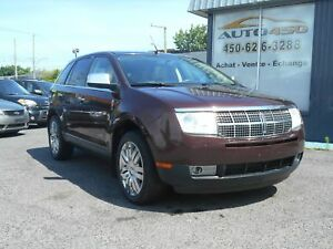Lincoln MKX 2010 ***MAGS 20 POUCES,CUIR***