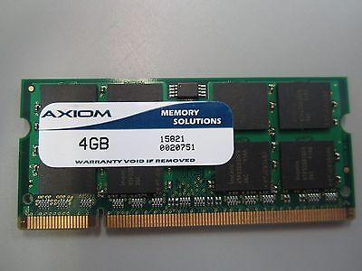 ELPIDA 1 x 4GB 2RX8 DDR2 800 PC2-6400S 200-Pin Laptop Sodimm Memory Dell HP
