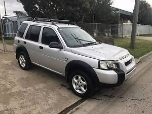 2004 Land Rover Freelander TD4 Wagon Campbellfield Hume Area Preview