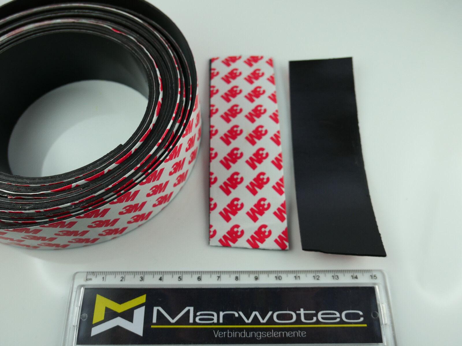 Magnetband selbstklebend Fliegengitter 10mm /20mm/ 25mm/40mm wählbar