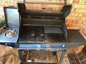 4 burner BBQ Cammeray North Sydney Area Preview
