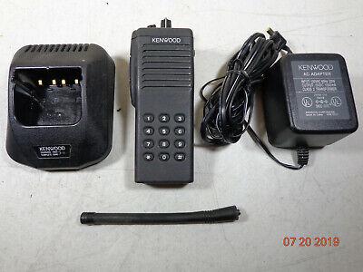 Kenwood Tk290 Tk-290 Vhf 146-174 160ch 5watt Radio Dtmf Wchargerantenna C