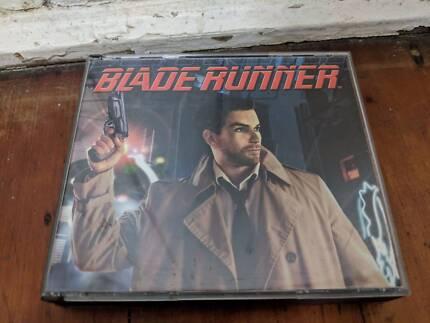 Blade Runner computer game - PC