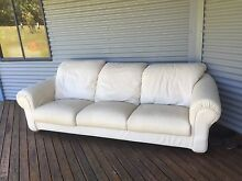 Leather 3 seater and 2 seater, good condition Nowra Nowra-Bomaderry Preview