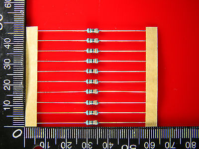 100pcs 1m Ohm 1000k R 0.25w Metal Film Resistors 14w Watt Resistor 1 0319