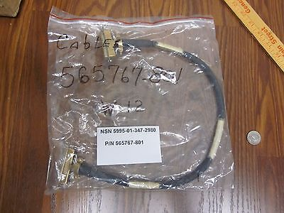 Special Cable Assembly TS-3919/Arm-173 extender p/n 565767-801  New