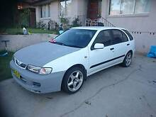 2000 N15 Nissan SSS pulsar Ambarvale Campbelltown Area Preview
