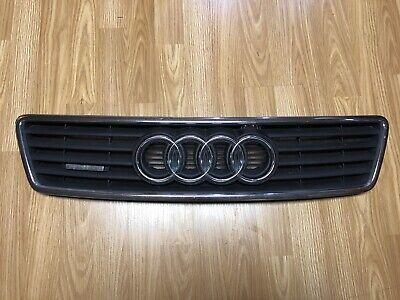 - 98-01 Audi A4 S4 B5 Quattro Sedan Front End Grille Grill Ornament Emblem OEM