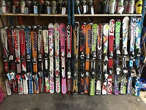 120cm - 140cm Youth/ Junior Skis