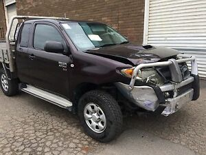 Wrecking Toyota Hilux 2006 Extra Cab Prestons Liverpool Area Preview