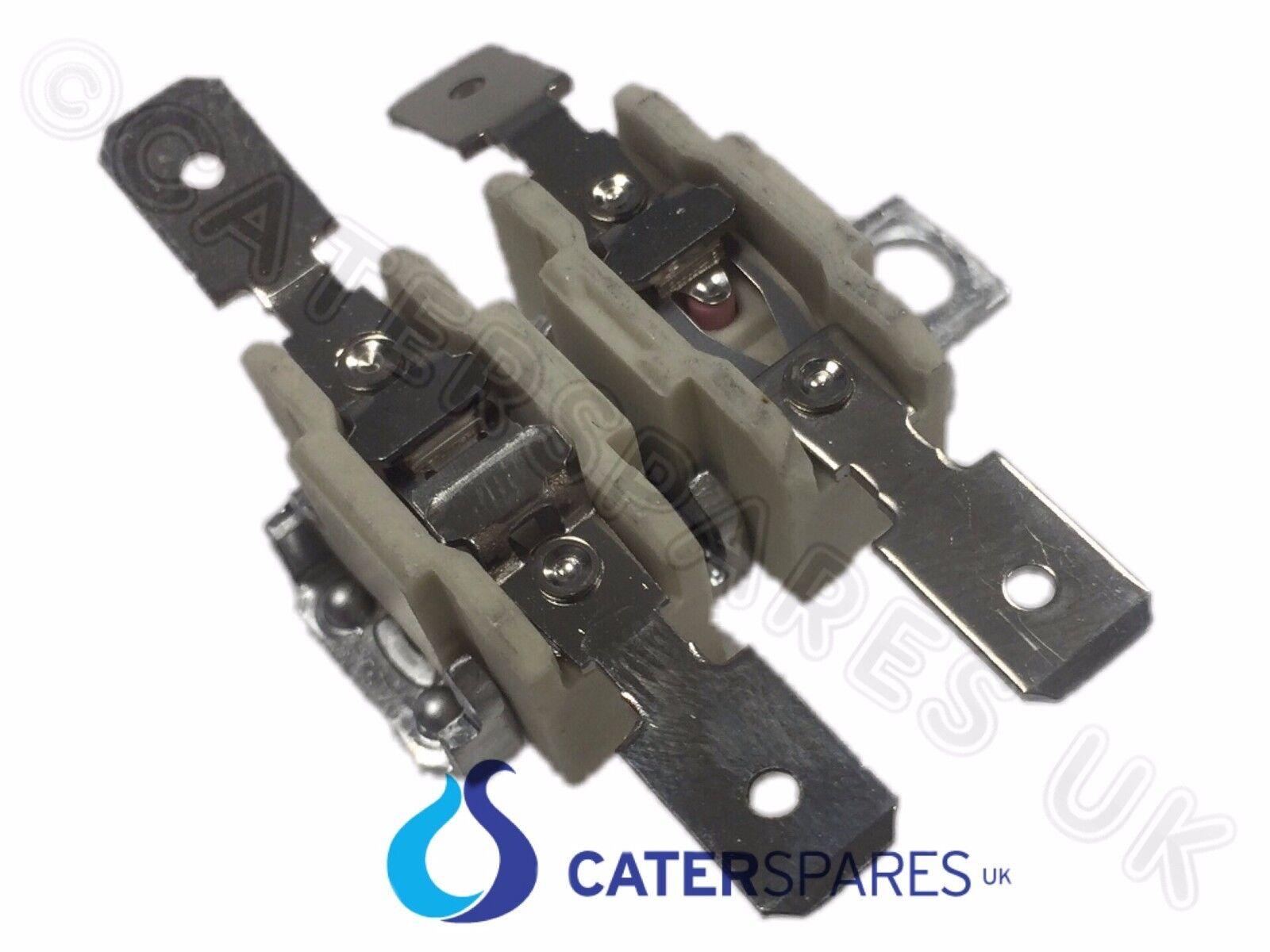 Image of 00132 Dualit Klixon Contact Thermostat Sandwich Toastie Fabricant Gril de