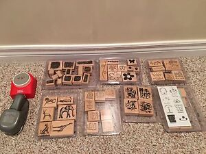 Huge lot - Stampin Up Stamp sets,