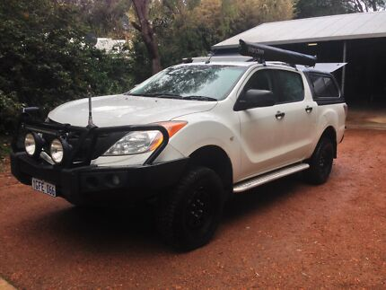 Best Value Mazda BT-50 in WA (2013)