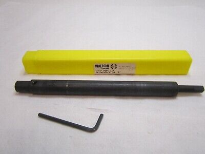 Walton 41006 116 Pipe Tap Extension 14 Shank 8 Overall Length 34 Max Tap