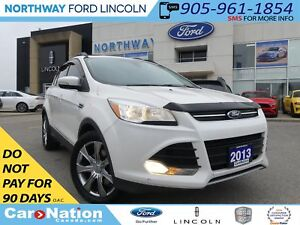 2013 Ford Escape SEL | NAV | LEATHER | PANO ROOF | AWD |