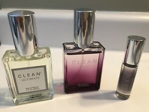 Clean Ultimate, Skin and Cashmere perfumes