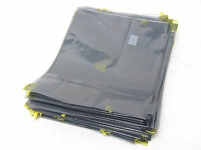 "Lot of 100 Used Anti-Static Shielding Bags, 10"" X 12"" 