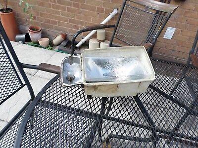 Morris Ital NEAR SIDE (LEFT) HEADLIGHT INDICATOR LIGHT CLUSTER - LUCAS BL PART.