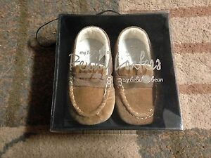 Lucan - Brand New Baby Penny Loafers