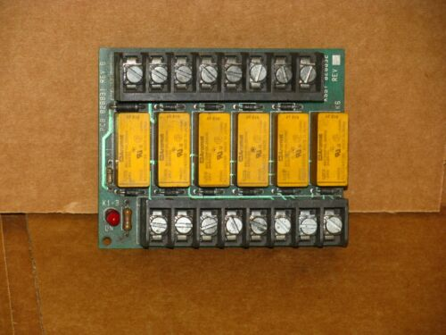 Cincinnati Incorporated PCB 828831 Circuit Board ASSY 828832