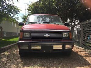 1993 GMC Safari/Astro van. Yes it's still available