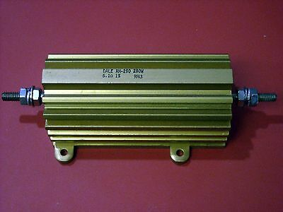 Dale Rh-250 5.1 Ohm 250 Watt  1 Wire Wound Power Resistor