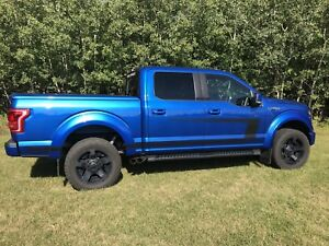 "F150 ""BOSS Edition"" Supercharged Pick Up"