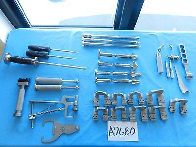 Orthofix Surgical Orthopedic Hip Instruments