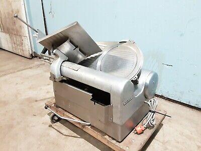 Hobart 1712 H.duty Commercial Nsf 12 Blade 13hp 115v Manual Meat Slicer