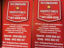 Shopfittings for sale Caboolture Caboolture Area Preview