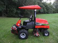 Jacobsen LF-3800 4WD reel cylinder mower diesel ride on wide area Wyong Wyong Area Preview