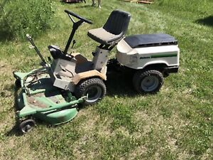 Bolens Riding Lawnmower