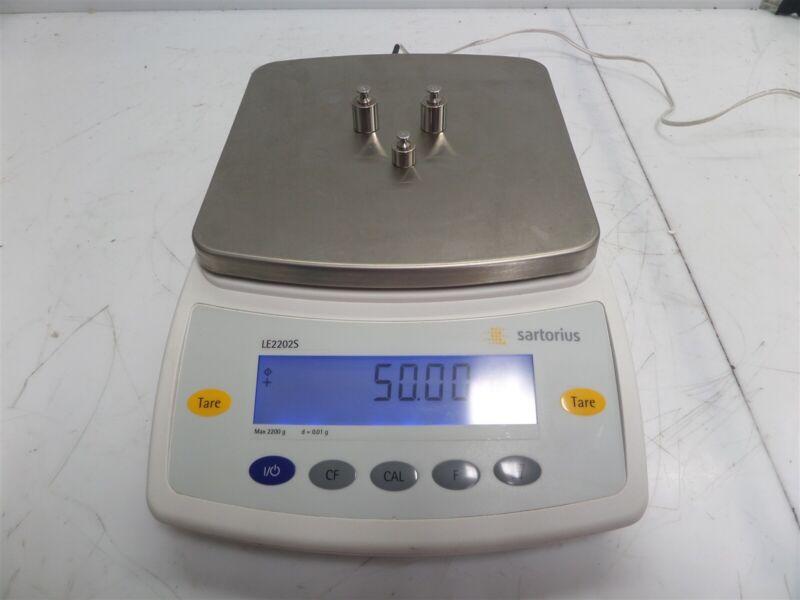 Sartorius LE2202S Expert Laboratory Balance