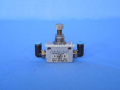 Avs Romer Rfu-133-a20-18 Manual Air Flow Regulator