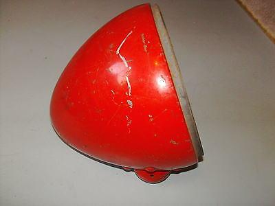 Vintage Corcoran Brown Headlight housing Rat Rod Hot Rod custom scta