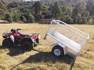 New ATV Tipping Trailer South Albury Albury Area Preview