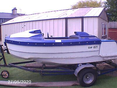 small Jet Boat - 700cc 2 seats . side by side jet ski